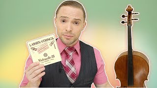 Are Expensive Cello Strings Worth It? | Cello Coach Talks
