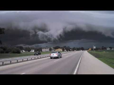 Central Illinois Severe Weather - 19 July 2016
