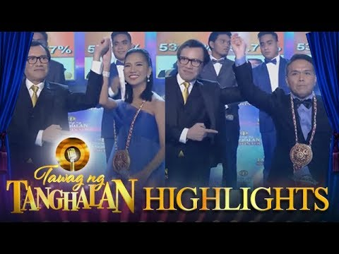 Tawag ng Tanghalan: Elaine Duran at Ranillo Enriquez are TNT Season 3 Grand Finalists!