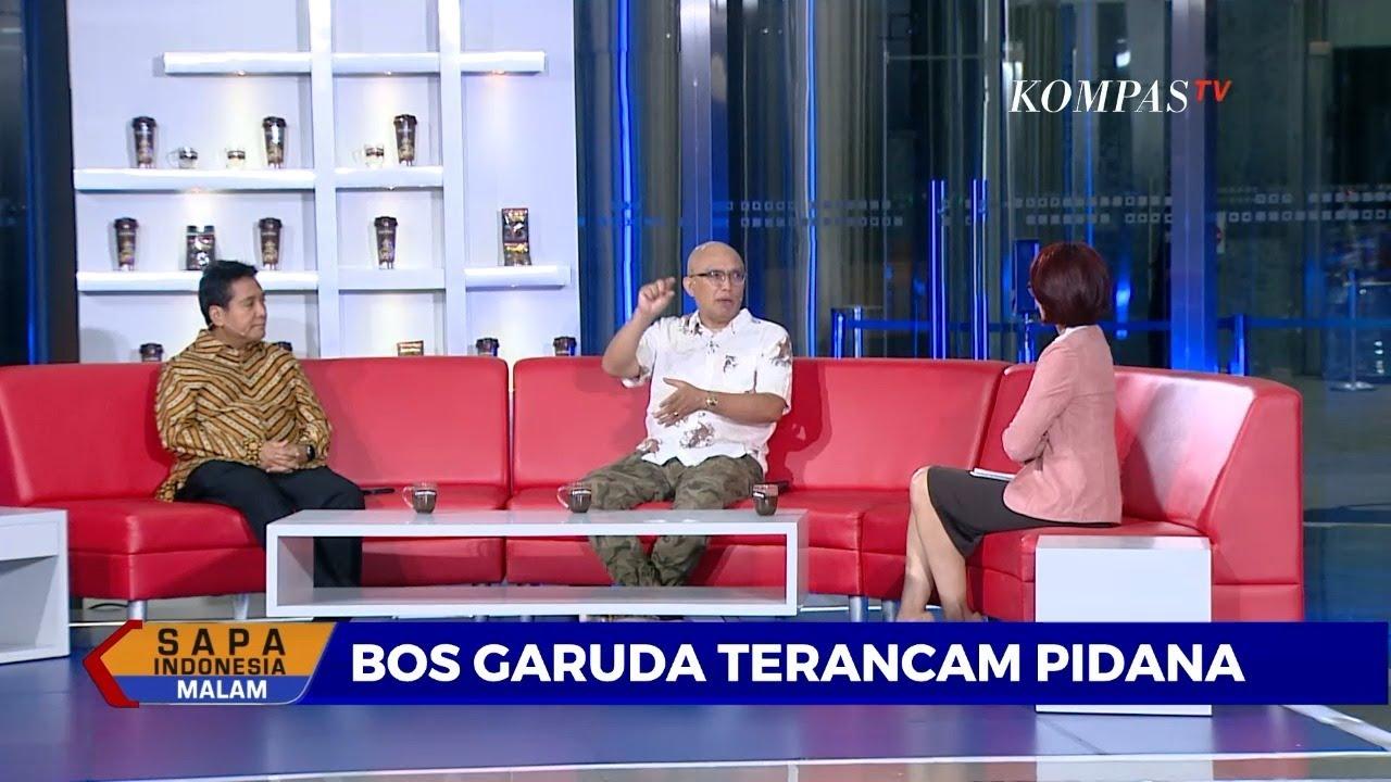 Bos Garuda Terancam Pidana - KOMPASTV