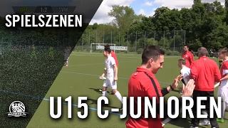 Kickers Offenbach – SV Wehen Wiesbaden (U15 C-Junioren Hessenliga) - Spielszenen | MAINKICK.TV
