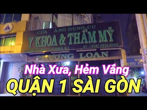 Rạp Hưng Đạo - Chung Cư 289 Và Nhà 219 Trần Hưng Đạo Quận 1 Sài Gòn