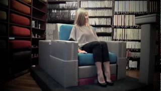 Ideal Sofa Custom Comfort (testing Chair) Which Records Measurements And Comfort
