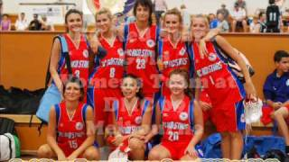 Red Stars Basketball Club at DMC 2009 in Melbourne