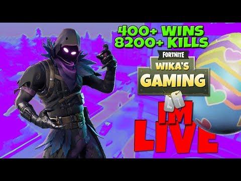FORTNITE LIVE STREAM PS4 | 500 WINS | 9900+ KILLS | Top Console Player | BUILDER PRO