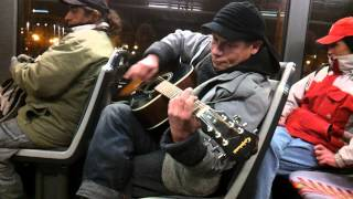 Jiří George Kytarovič - Led Zeppelin a Rosa na kolejích