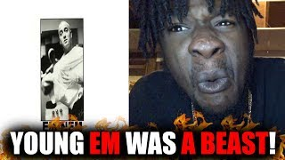 Young Eminem Was Unstoppable!  Eminem - Xl Style 1998 Reaction!