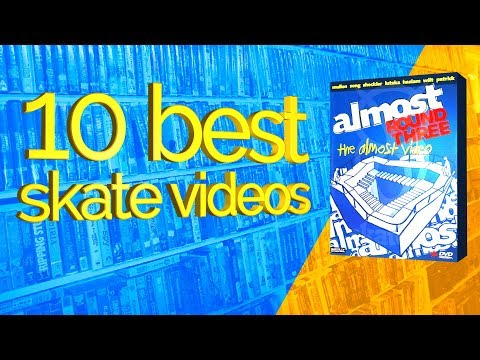 10 Best Skate Videos of All Time!