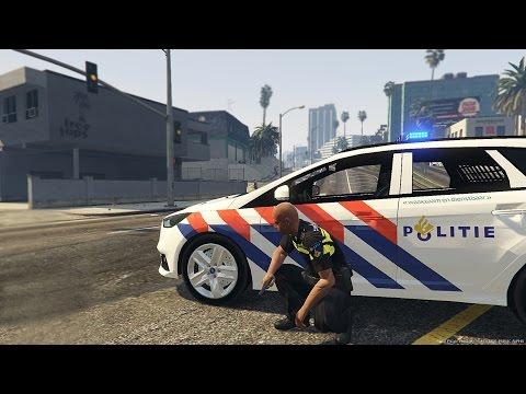 TERRORISTEN VS POLITIE!! [GTA 5] - KillaJ (LSPDFR 0.3)