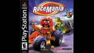 Muppet Race Mania Music: Swamp