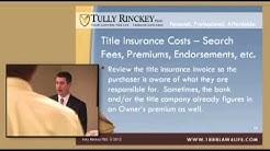 Continuing Legal Education - Real Estate Closings - Albany, NY Attorney Graig Zappia - Tully Rinckey
