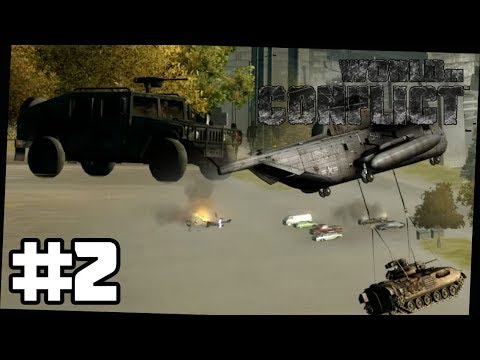 World In Conflict: Mission 2_ Battle for Seattle