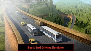 Bus & Taxi Driving Simulator - App Check - iPhone / iPad iOS Game - Play With Games Ltd