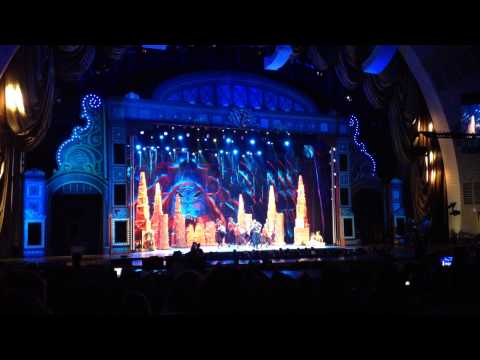 Aladdin - Broadway Cast; 2014 Tony Awards Dress Rehearsal
