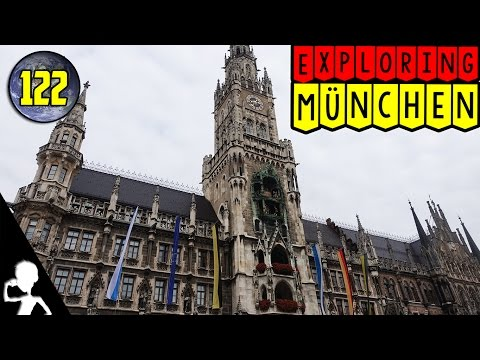 Exploring München | Life in Germany & The World | #122 | Get Germanized
