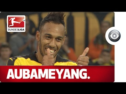 5 Things to Know About Pierre-Emerick Aubameyang