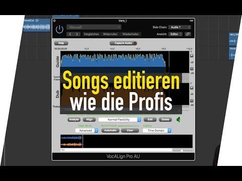 Songs editieren wie die Profis mit VocALign   abmischenlernen.de