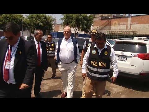 البيرو: بعد يومين من انتحار رئيسها السابق حكم بالسجن لمدة 36 شهرا على الرئيس الأسبق كوشينسكي…  - نشر قبل 3 ساعة