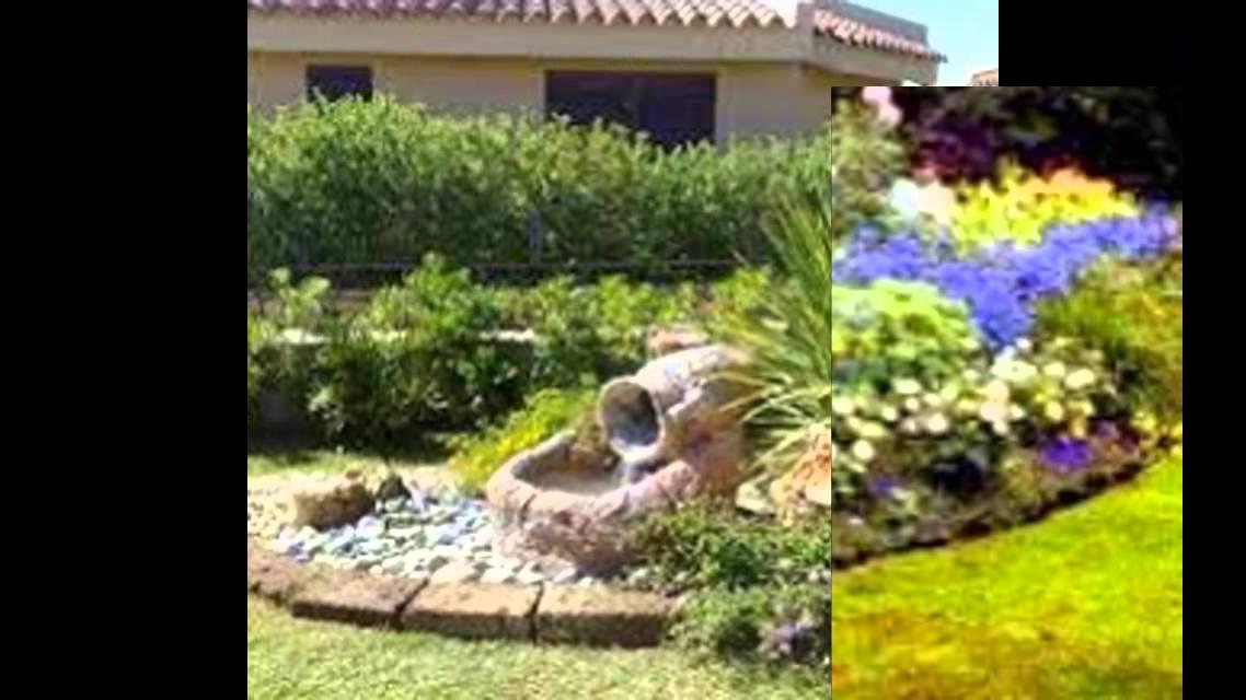 creazioni giardini youtube