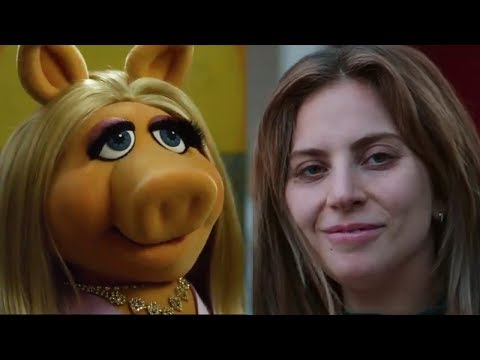 Miss Piggy Becomes Lady Gaga in 'A Star is Born' Muppets Parody