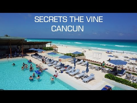 Secrets The Vine Cancun Resort All Inclusive México