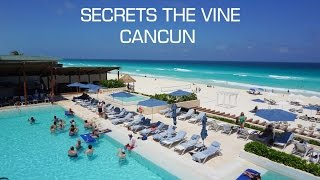 Secrets The Vine Cancun | Resort All Inclusive - México