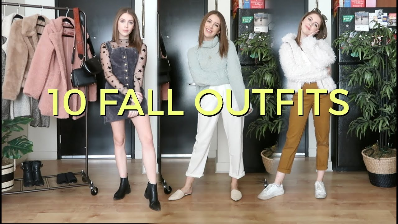 [VIDEO] - 10 Outfit Ideas When You Have Nothing To Wear for Fall & Winter ✨ Jill Cimorelli 7