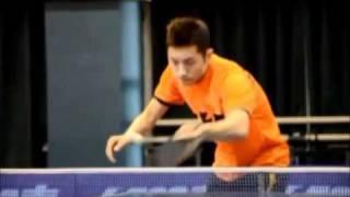 Xu Xin practicing in Beijing