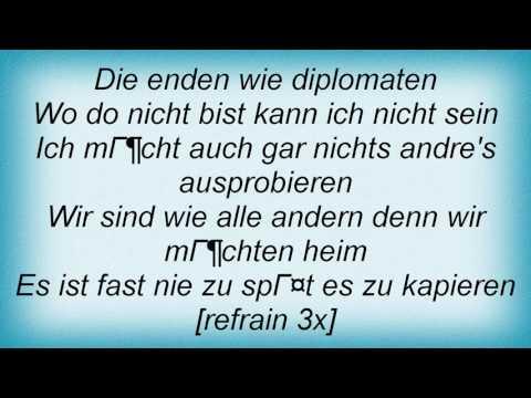 Jan Wayne - Dein Ist Mein Ganzes Herz Lyrics