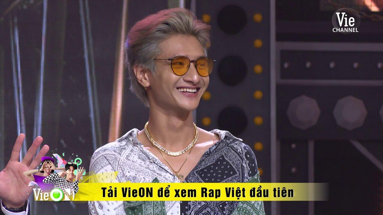 Giám khảo căng não vì team Binz ra trận: RTee - Ricky Star & Thành Draw - 16 Typh???|#10 RAP VIỆ