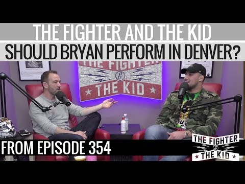 Should Brendan Let Bryan Perform in Denver?