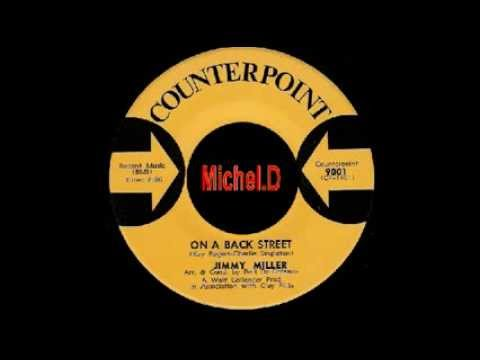 Jimmy Miller - On A Back Street - Counterpoint 9001