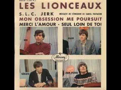 Les Lionceaux - mon obsession me poursuit (french beat)