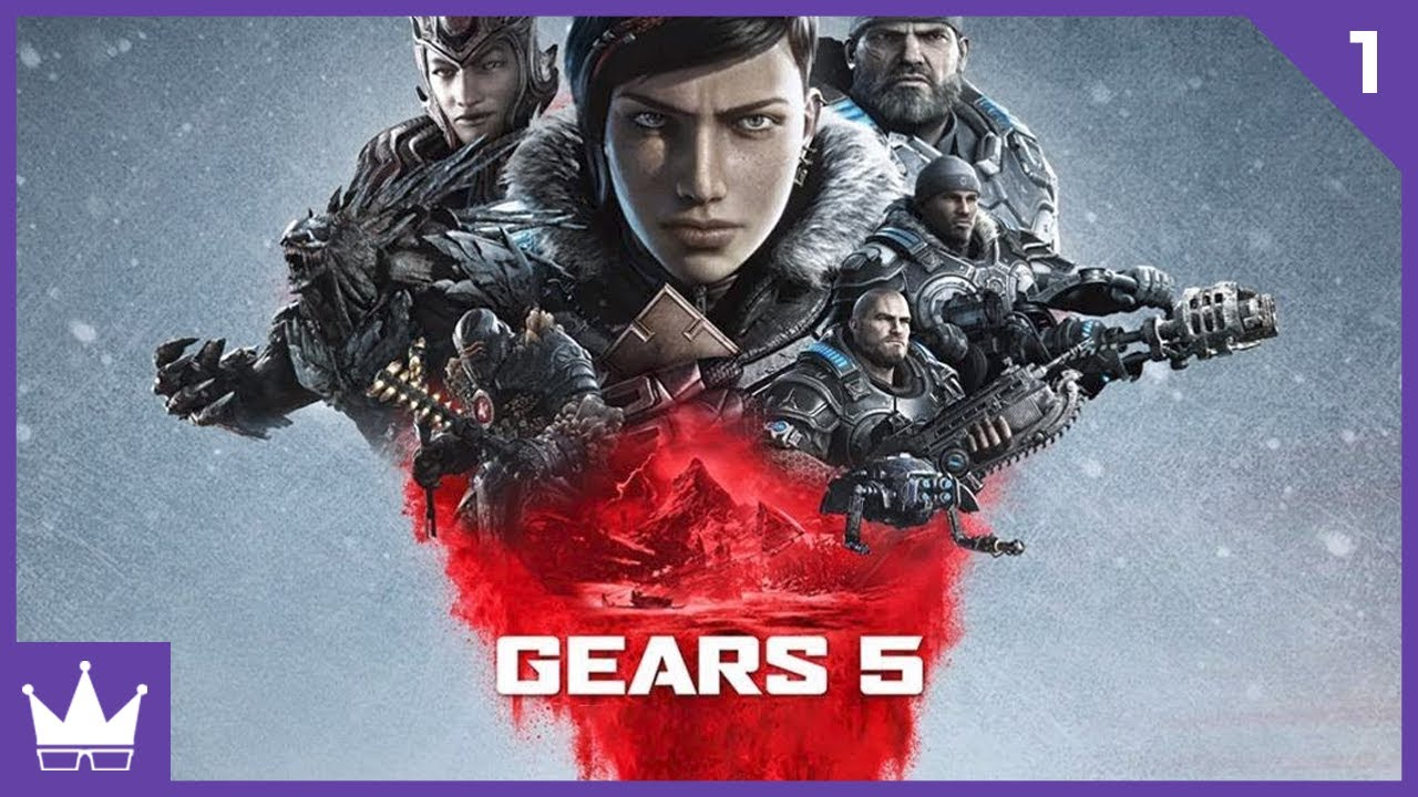 Twitch Livestream   Gears 5 Part 1 [Xbox One] thumbnail