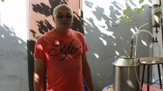 Как сделать коньяк из винограда. Часть 2