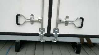 Фургон изотермический 3050*2100*2000 (50 мм.) ГАЗ 3302 Газель