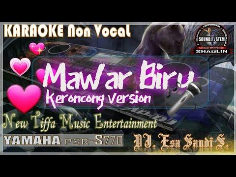 KARAOKE Mawar Biru-Margono (Keroncong Version)-Yamaha PSR-S770 (Tiffa Music)