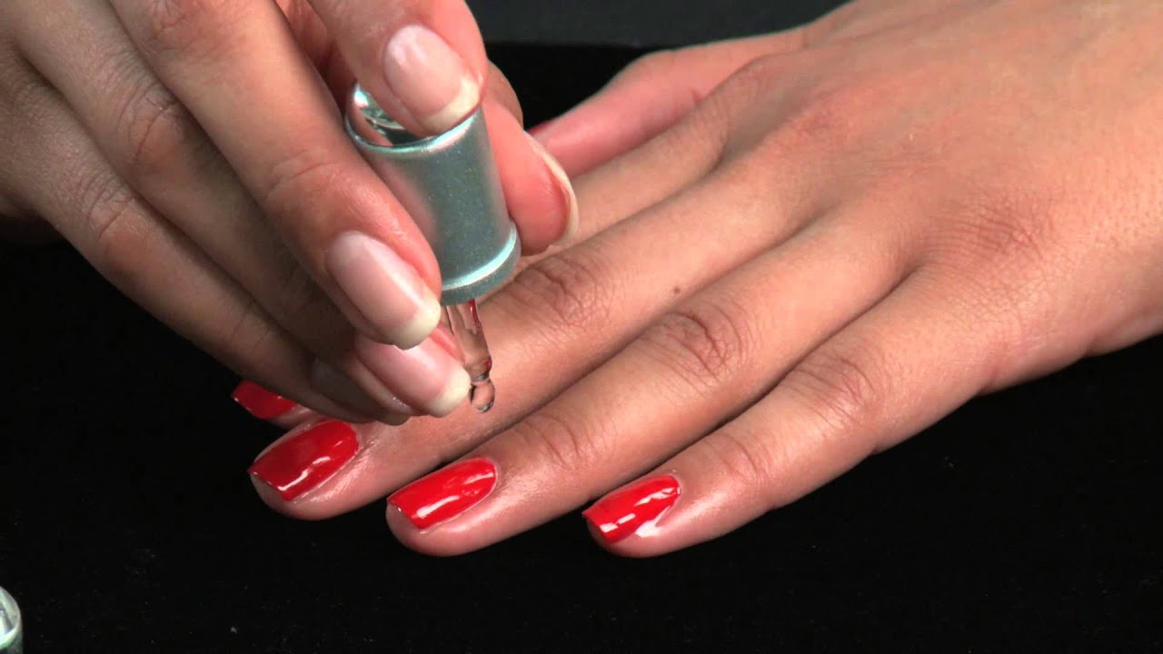 How To Use Quick Dry Drops by Perfect Formula - YouTube