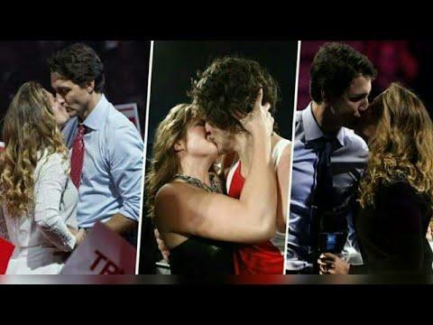 Love Story Of Justin Trudeau & Sophie Grégoire Trudeau