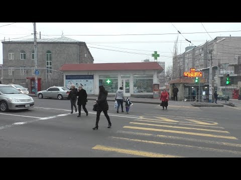 Yerevan, 28.01.19, Mo, Video-1, Zeytun, Mashtots.