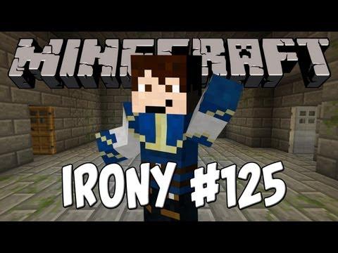 Minecraft Irony #125 (Свят 4) - Изоставената мина