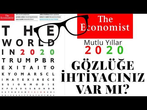 YENI KAPAK,THE ECONOMIST 2020 TÜM SIFRELERI & ı Pet Goat 2 GERCEKLERI #brexit #kapağı #Şifre #trump