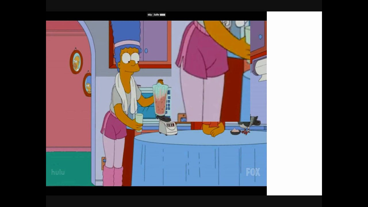 Marge Simpson In Spandex And Short Shorts Hot Hd - Youtube-5586