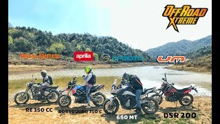 OFFROAD RIDE TO CHESOPANI  NEPAL 🇳🇵 PART 1