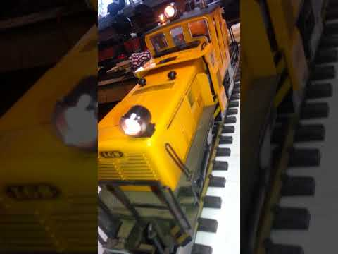 LGB 20670 Track Cleaning Diesel Locomotive – FOR SALE