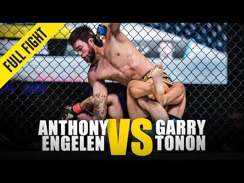 Anthony Engelen Vs. Garry Tonon | ONE Full Fight | March 2019