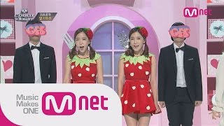 Mnet  M Countdown  Ep.398 : 딸기우유 Strawberry Milk  - Ok @mcountdown_141016