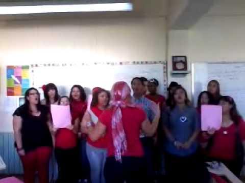 El coro de Salvador Fuentes Valentin
