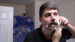 Phoenix Artisan Accoutrements CAD with Dovo shave Review