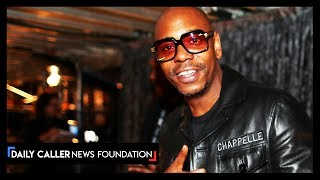 Dave Chappelle Says He's Not Afraid Of Free Speech
